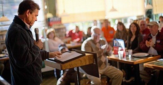 In SC, Perry steps lightly on Republican rivals