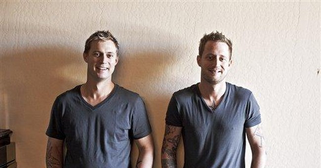 Voltaggio brothers: Different routes to same path