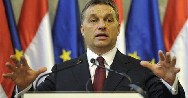 Hungary's hard-won democracy under threat?