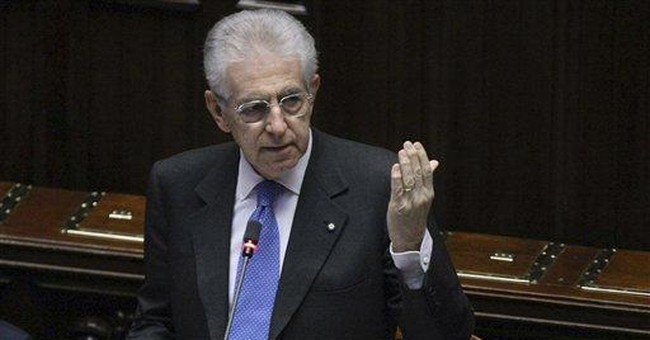 Italy borrowing rates drop again in bond auction