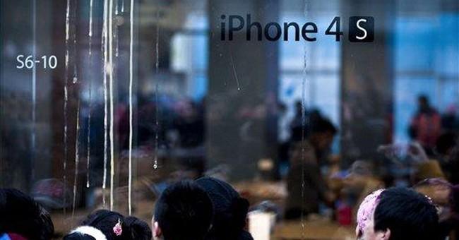 Crowd too big, Beijing Apple store cancels sale