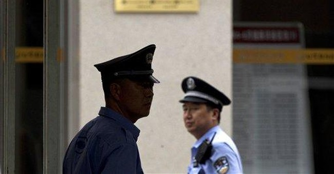 Blind activist known abroad while shunned by China