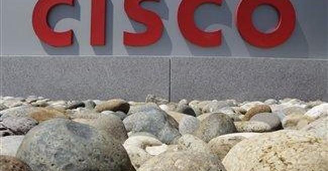 Cisco's sobering forecast overshadows 3Q earnings