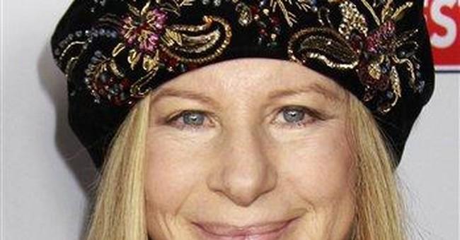 Favorite daughter Streisand plans Brooklyn concert