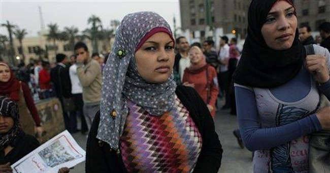 Women accuse Egyptian military of sexual assault