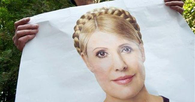 Euro 2012 a political headache for Ukraine