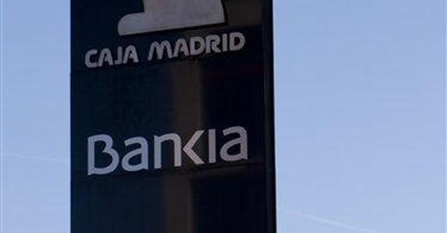 Spain stocks rebound on bank nationalization plan