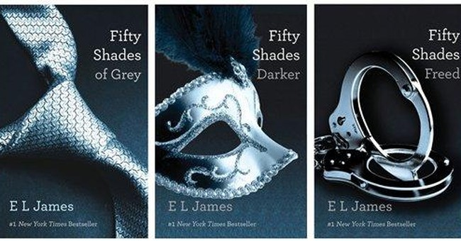 'Fifty Shades' too steamy for some library shelves