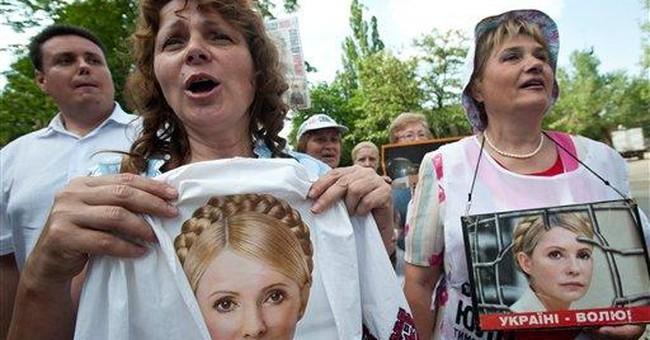 Poland asks Kiev to change laws to help Tymoshenko