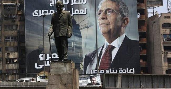 Egypt sees Arab world's first presidential debate