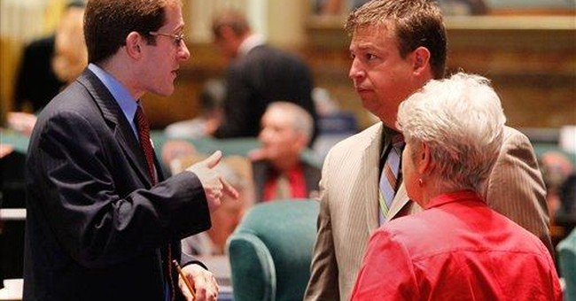 Colorado governor makes push for civil unions