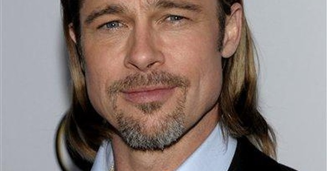 Brad Pitt tapped to star in Chanel perfume ads