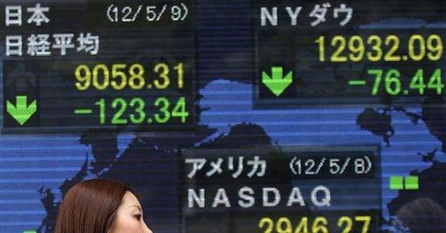 Greek political turmoil haunts markets
