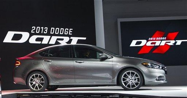 Dodge Dart is back after 36 years