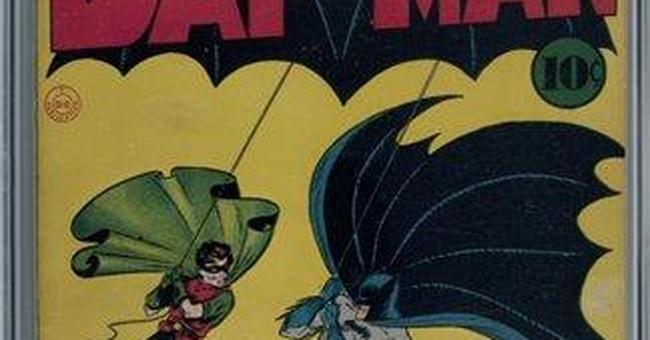 Investors pay $850,000 for Batman No. 1 comic