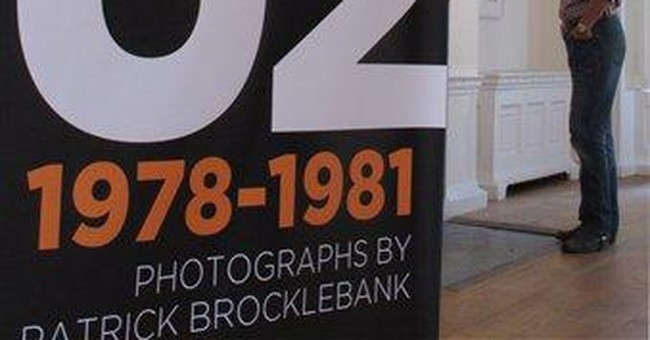 Dublin showcases earliest photos of baby-faced U2