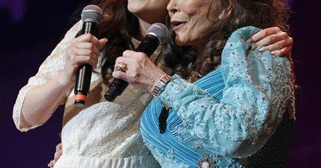 Loretta Lynn wants Zooey Deschanel in her musical