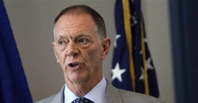 Judge dismisses DWI charges against ex-FAA chief