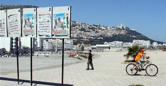 Algerian vote touted as fair, but voters apathetic