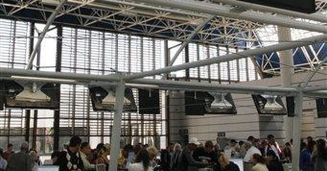 Russia says it foiled terrorist attacks in Sochi
