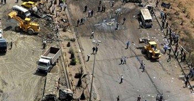US condemns Syria suicide attacks