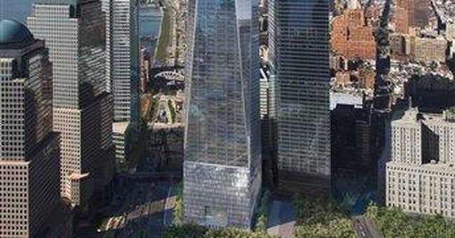 Change to top of WTC raises questions over height