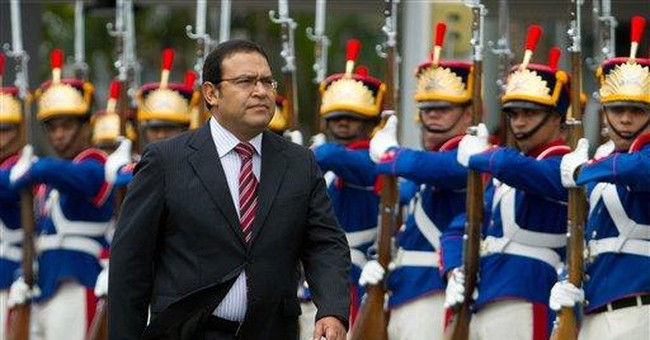 Peru's defense and interior ministers resign