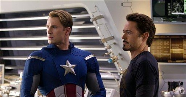 'Avengers' rules with record $103M second weekend
