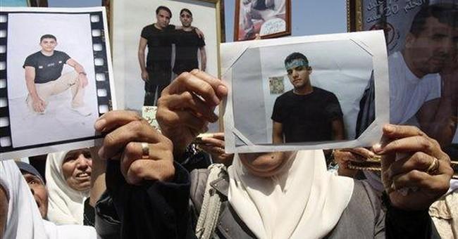 Palestinian leader warns Israel over hunger strike