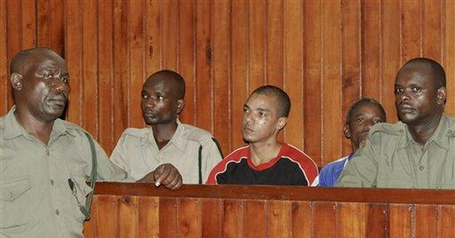 Trial of British terror suspect starts in Kenya