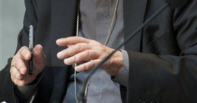 Irish church tries to rebuild after sex abuse
