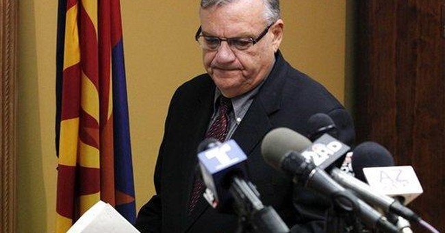 Civil rights lawsuit filed against Ariz. sheriff
