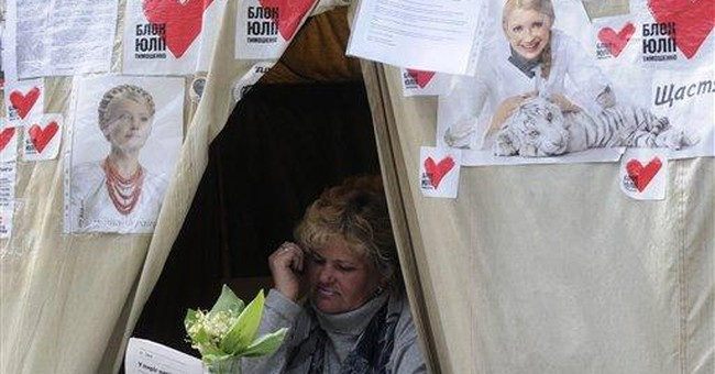 Germans slam Ukraine as Tymoshenko case drags