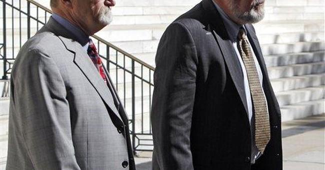 Utah environmental activist appealing conviction