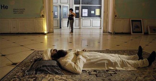 Biennial art festival transforms Cuban capital