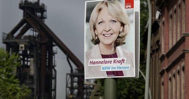 Merkel faces more ballot woe in German state vote