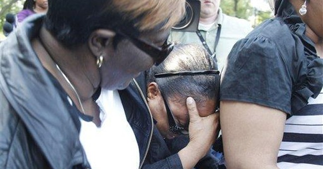 Hudson thanks prosecutors, God after jury verdict