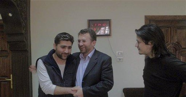 Iran helps release of Turkish reporters in Syria
