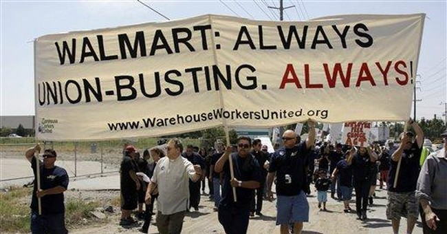Again? Wal-Mart's rep takes another beating