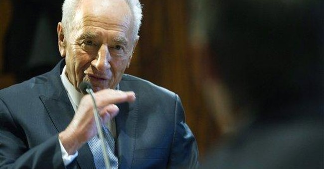 Israeli president undergoes surgery for hernia