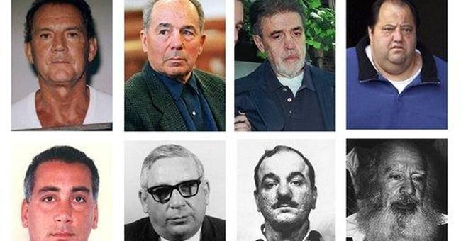 Too tough to fuggedabout: Notable Mafia nicknames