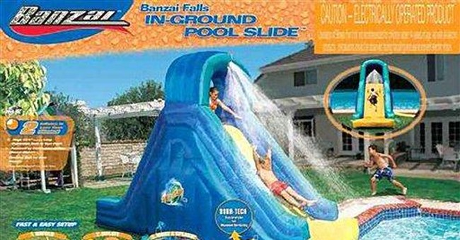 Recalls this week: Pool slides, bassinets