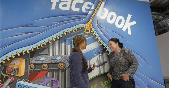 CEO Zuckerberg outlines Facebook's 5 core values