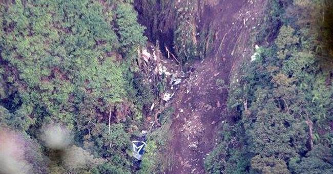 Russian crash shows risks of informal demo flights