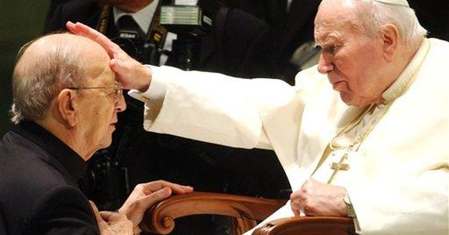 AP Exclusive: Vatican eyes Legion priests on abuse