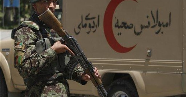 Bomb kills 9 at market in northern Afghanistan