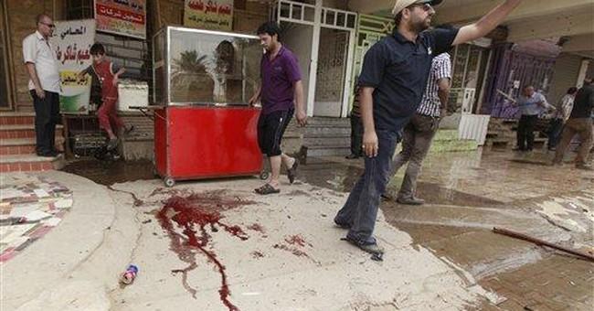 Bomb blasts at bird market in Baghdad kill 5