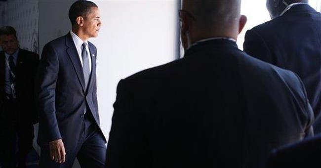 King: No talk to prostitute in Secret Service case