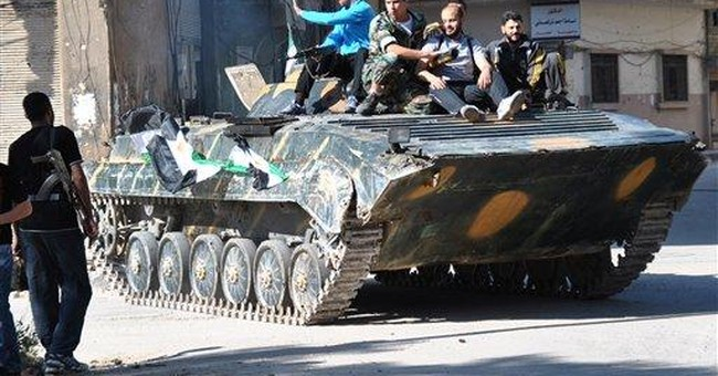 EU adopts new sanctions against Syria's regime