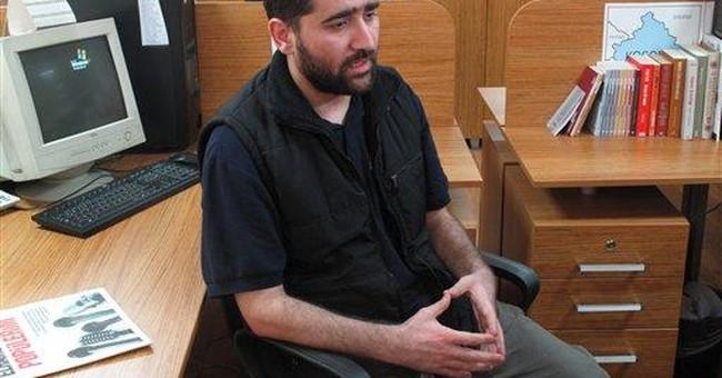 Turkish reporter describes Syrian detention